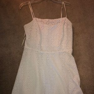 Women's white Lilly Pulitzer dress